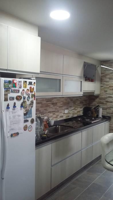 NetCom Construcciones Kitchen units