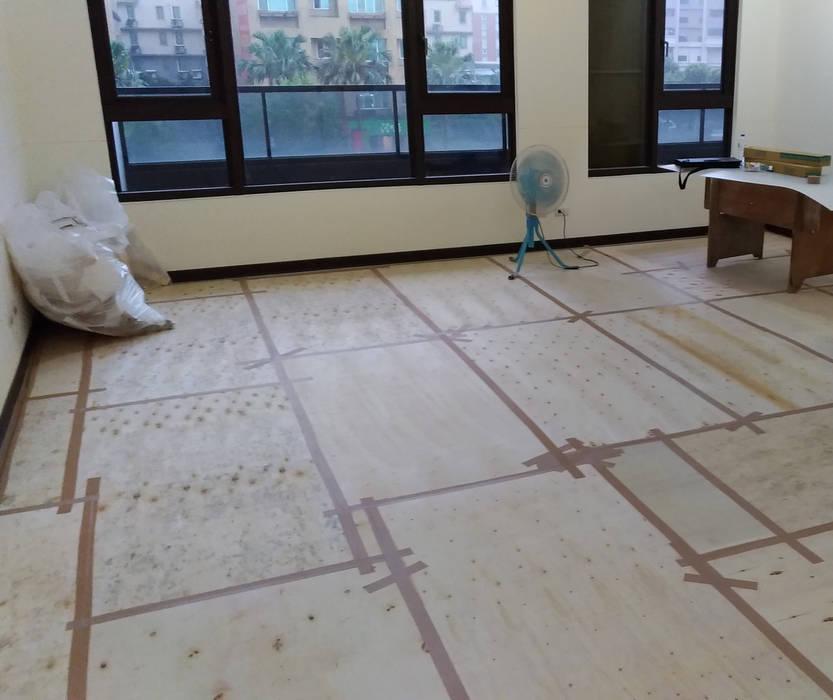 Lantai oleh 大吉利室內裝修設計工程有限公司, Eklektik