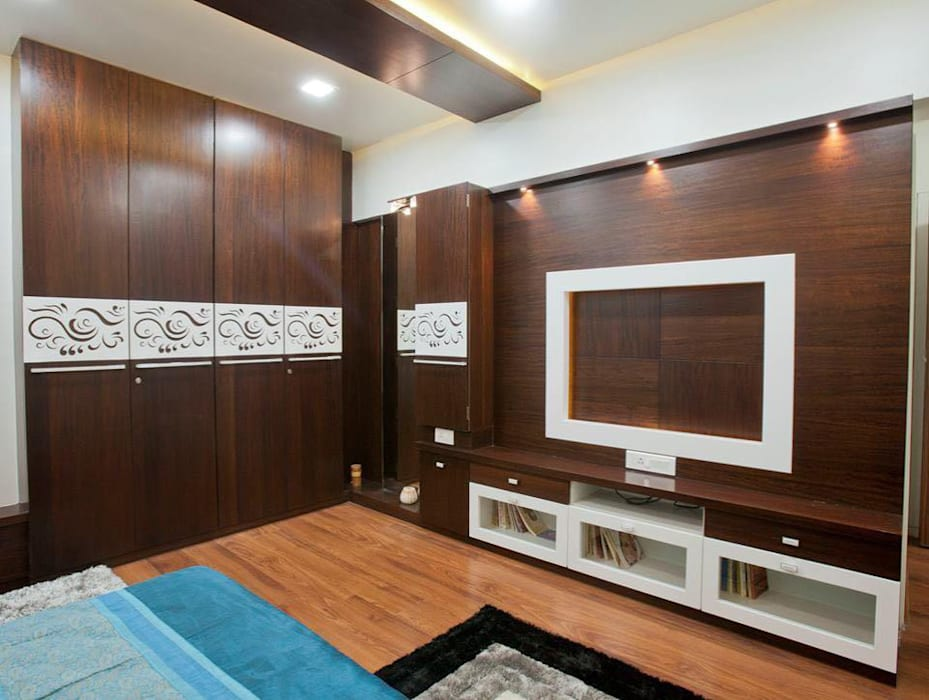 Homagica Services Private Limited BedroomWardrobes & closets