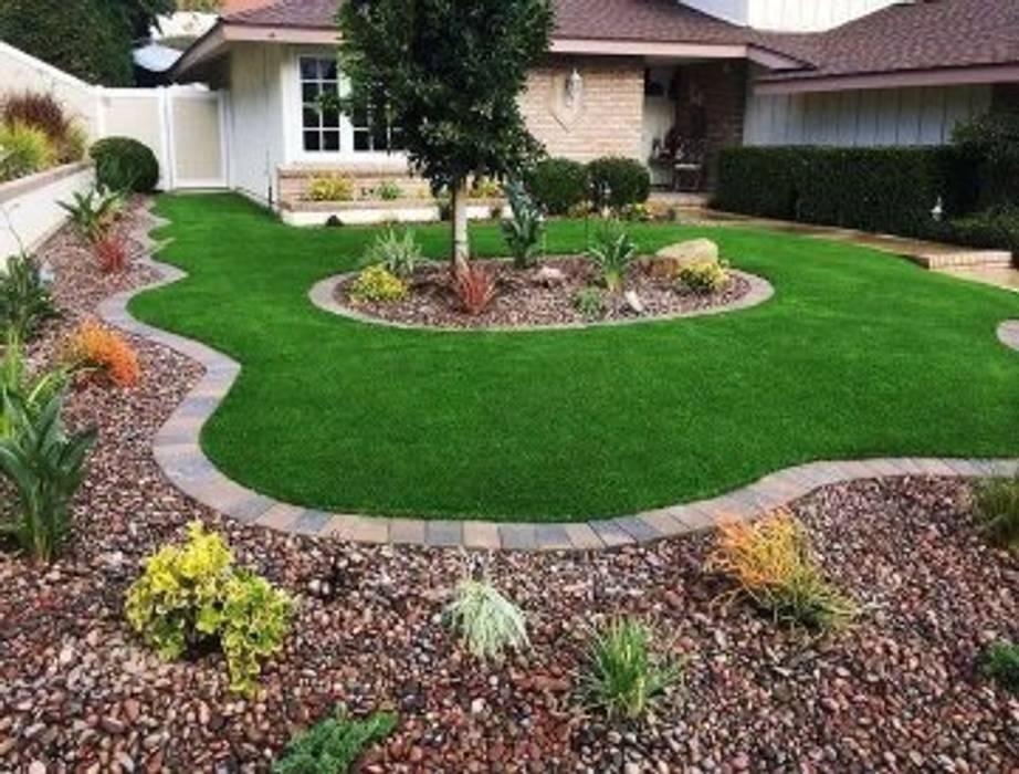 par Delight Gardening and Irrigation Service's Moderne Plastique