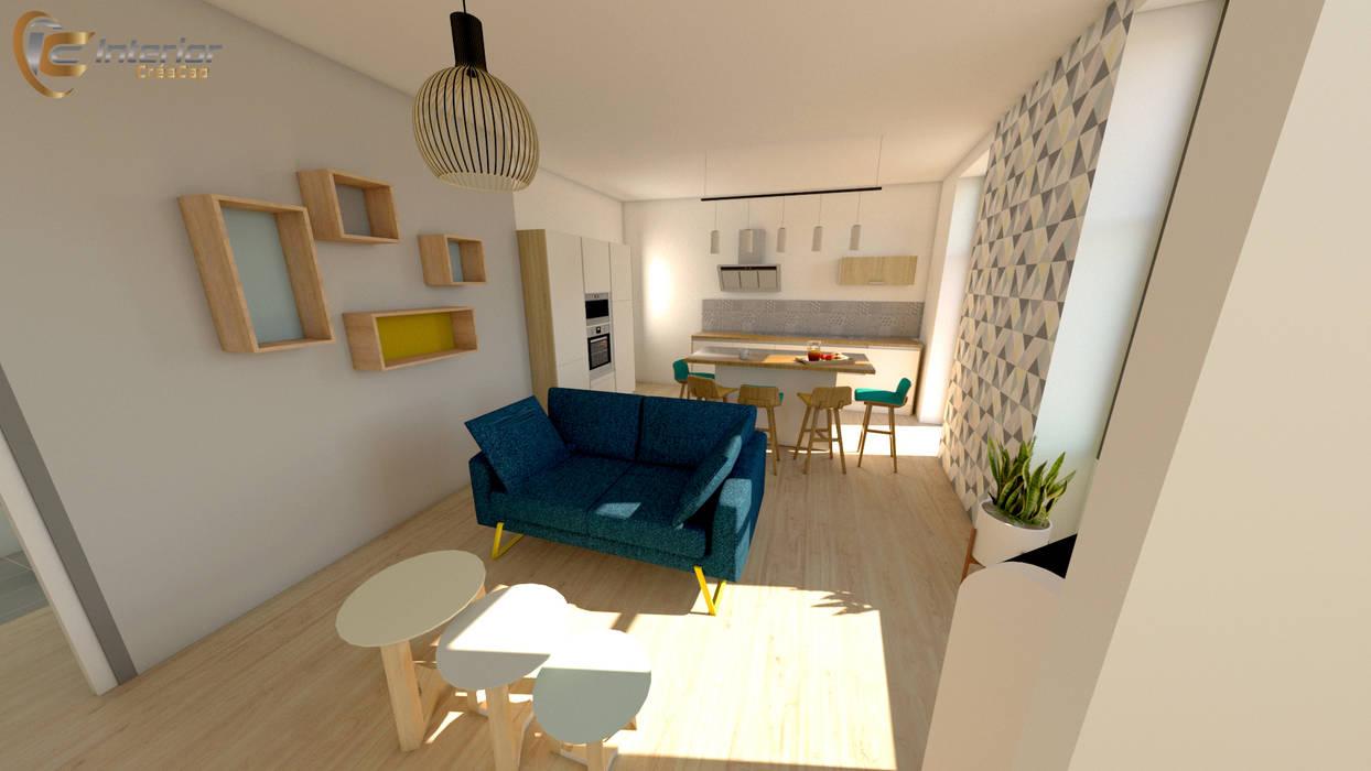 Rénovation d\'une maison ancienne et exigu: cuisine de style ...