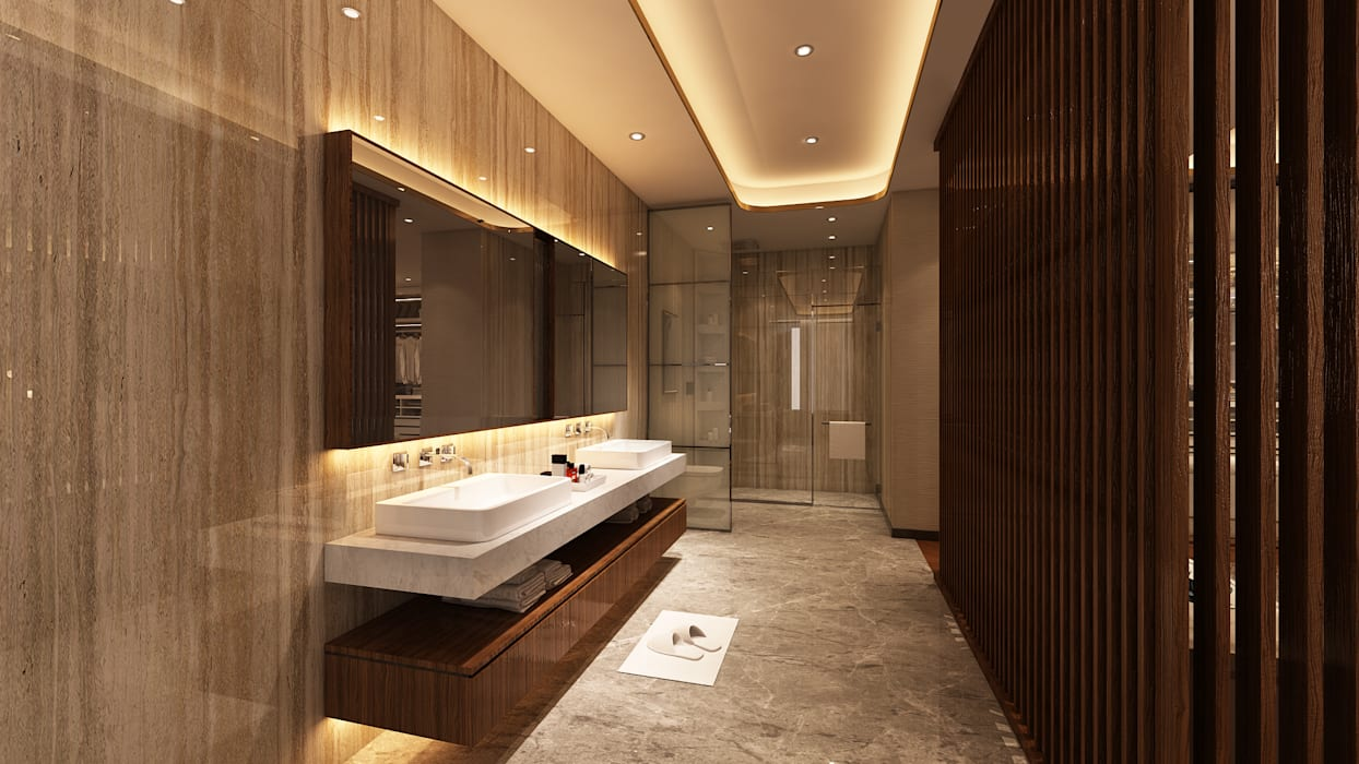 Bathroom by Alpha Details, Classic