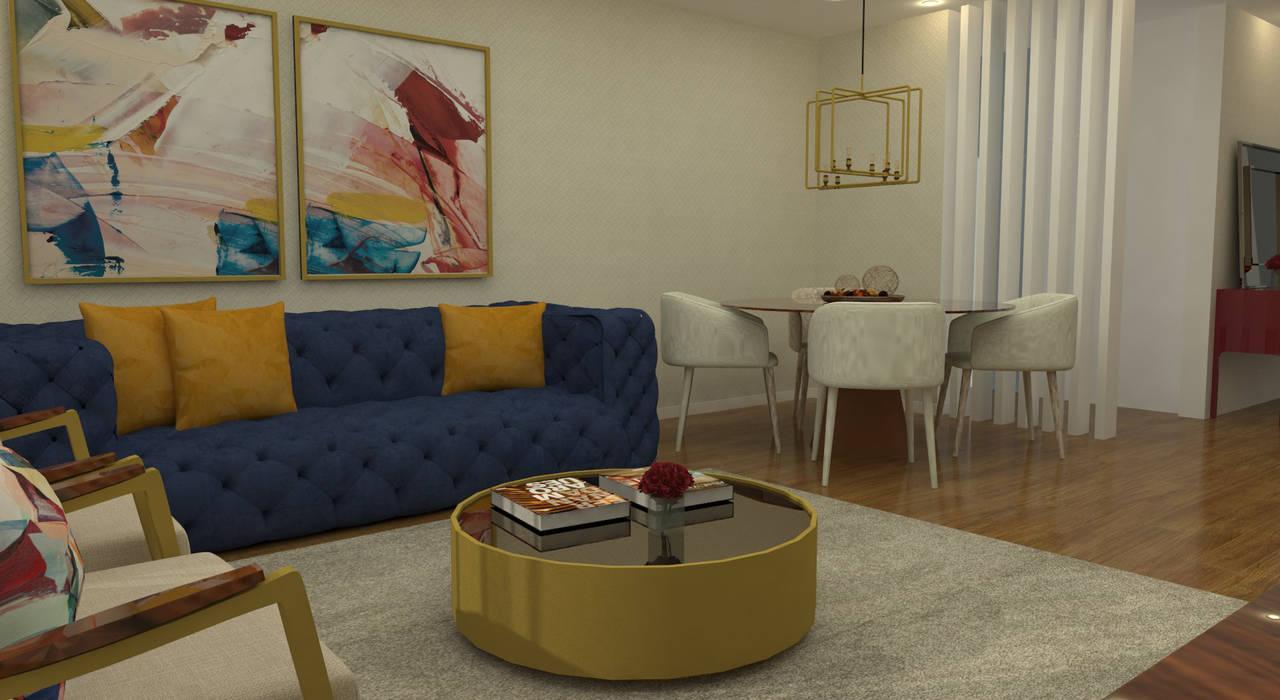 Esszimmer von Casactiva Interiores, Modern
