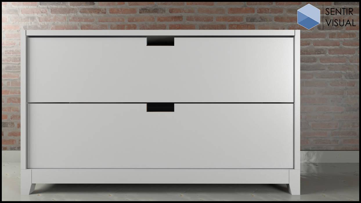 Diseño de Mobiliario Sentir Visual
