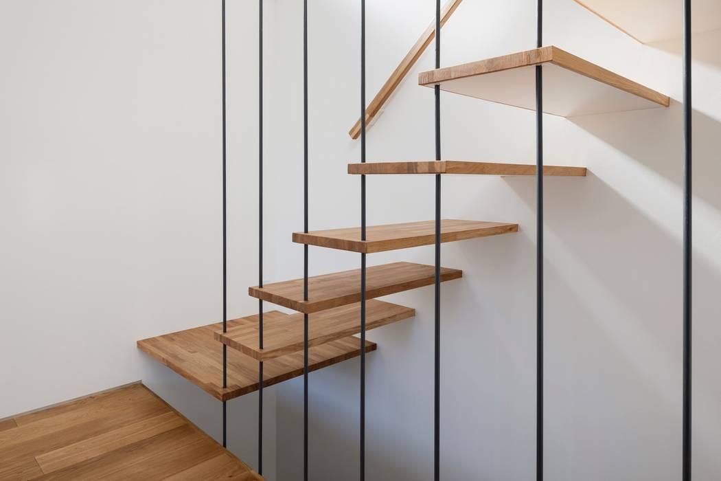 リビング階段 山本陽一建築設計事務所 階段
