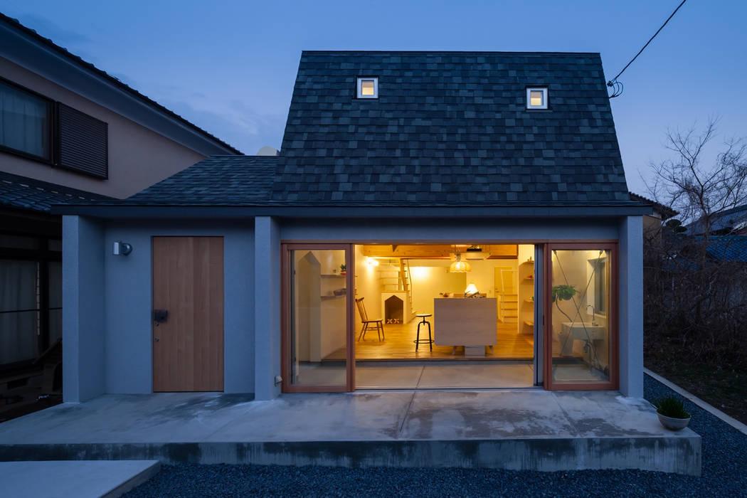 FUMIASO ARCHITECT & ASSOCIATES/ 阿曽芙実建築設計事務所 Case eclettiche