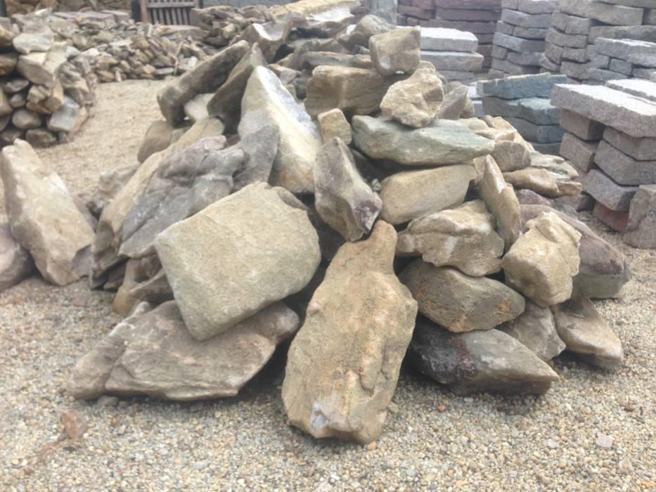 Pedra Moledo. Bizzarri Pedras Lagos e Lagoas de jardins Pedra