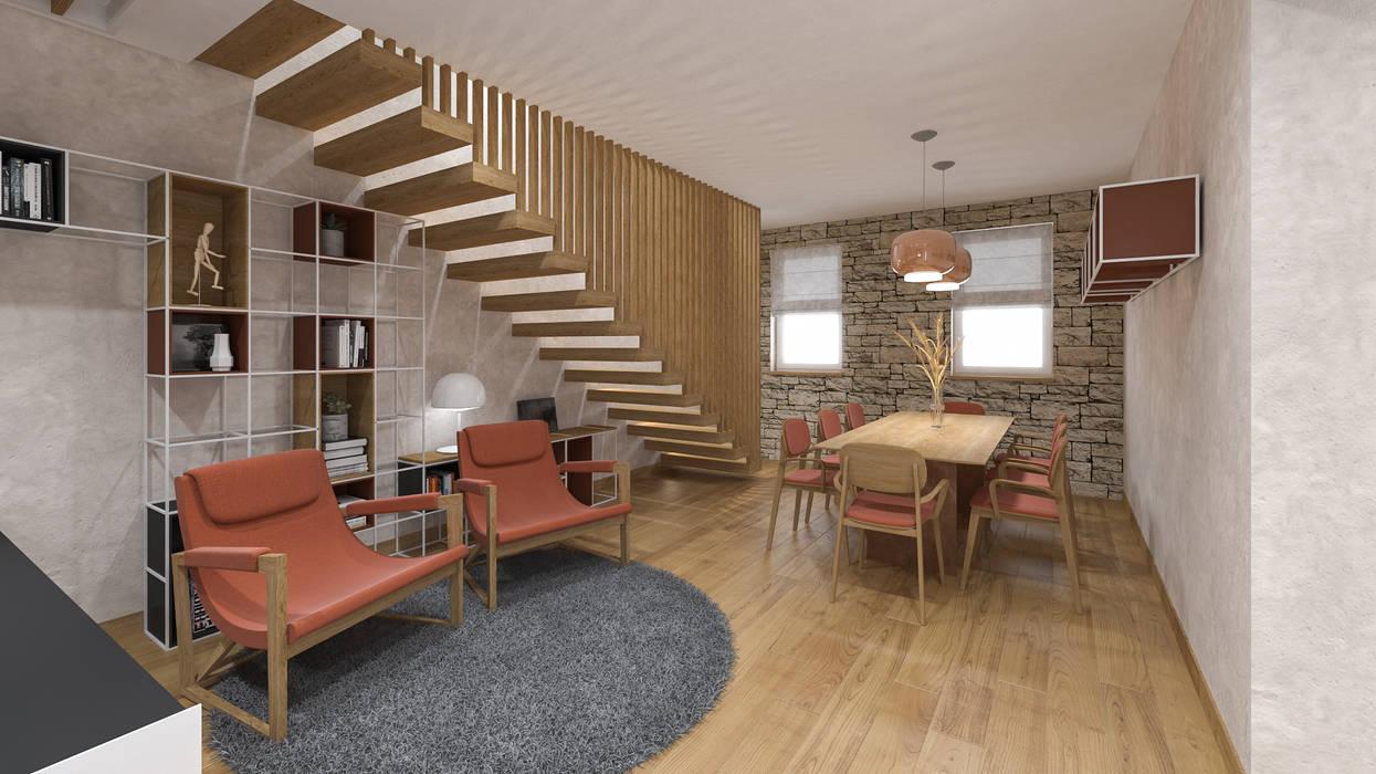 Arredamento Rustico Casa arredo casa colonica sala da pranzo in stile rustico di