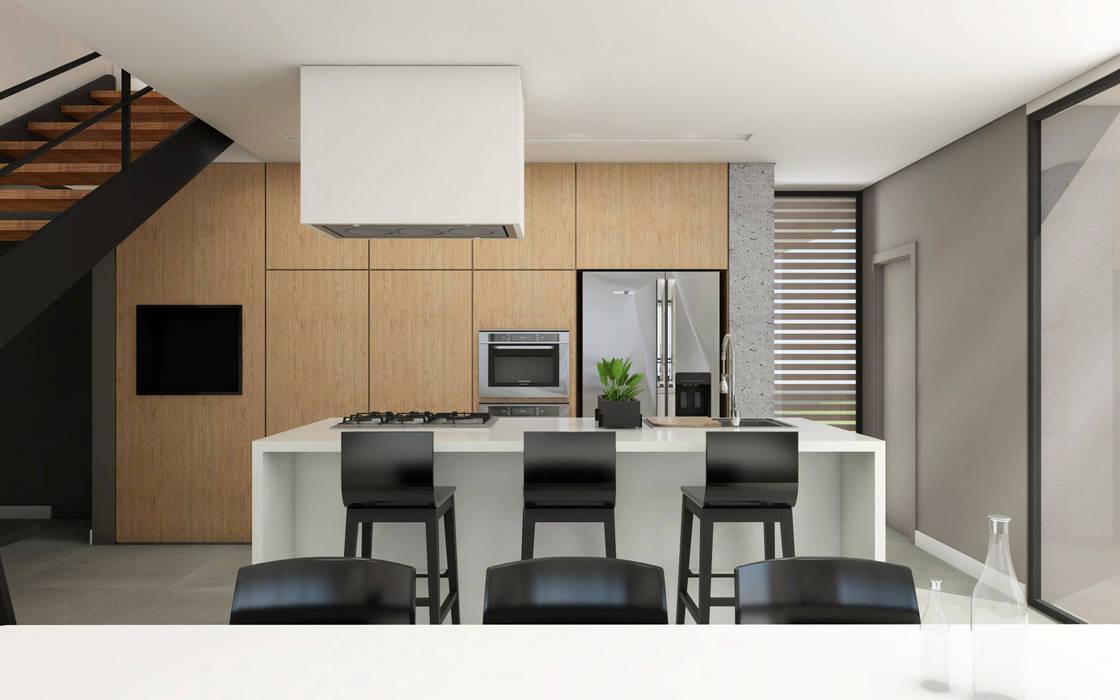 by Brune Arquitetura Modern Wood Wood effect