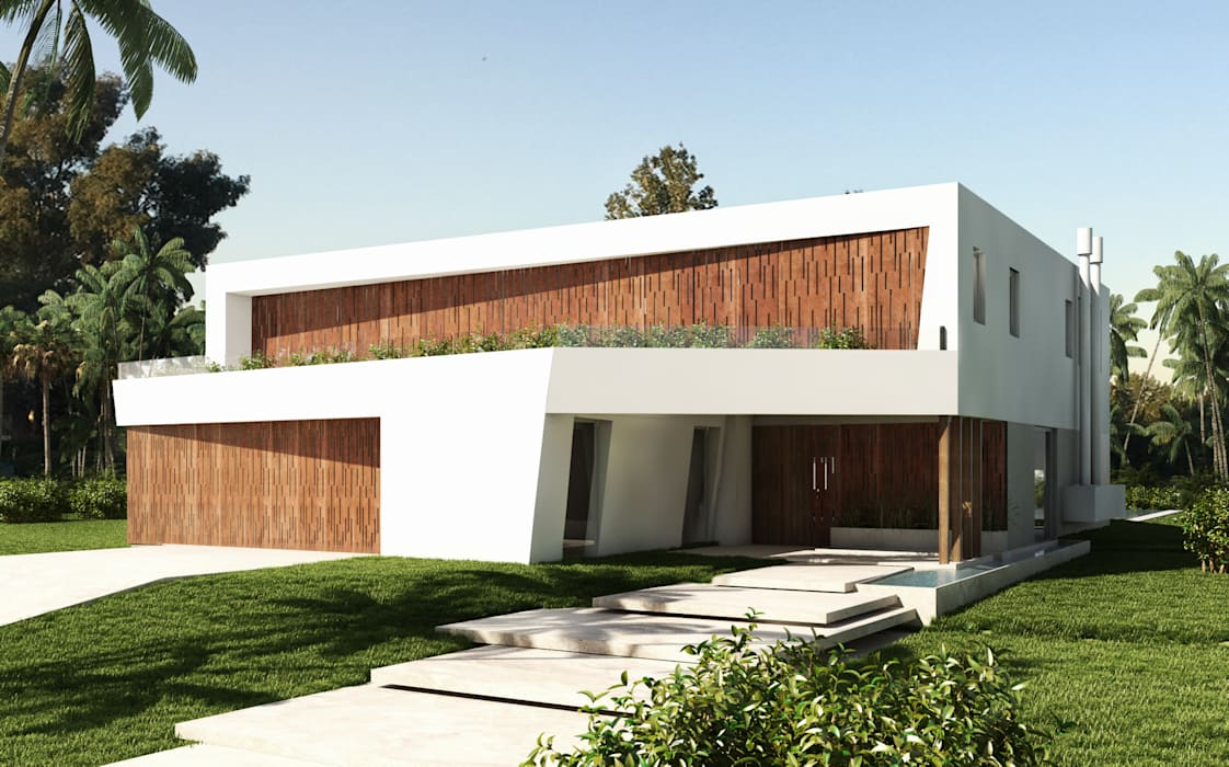 Maximiliano Lago Arquitectura - Estudio Azteca บ้านและที่อยู่อาศัย