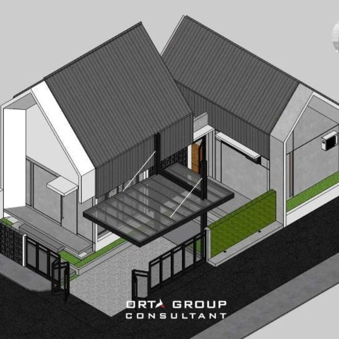 ORTA VISUAL Single family home
