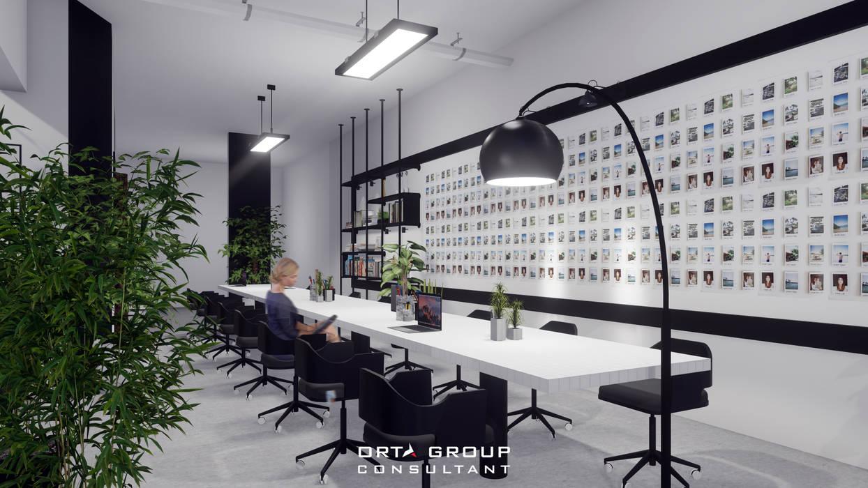 front view 3 Ruang Studi/Kantor Minimalis Oleh ORTA GROUP Minimalis
