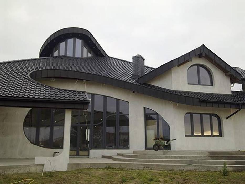 Maisons modernes par Architekt Villanette Moderne