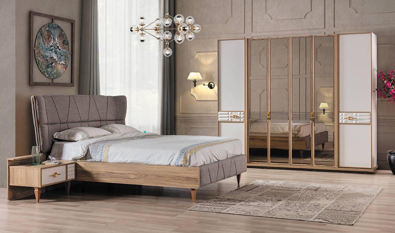 Stili Di Camere Da Letto camera da letto in stile di yildiz mobi̇lya | homify