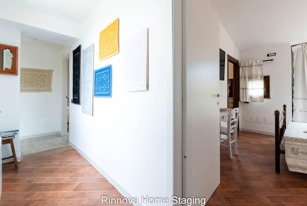 Koridor dan lorong oleh Rinnova Home Staging e Redesign, Mediteran
