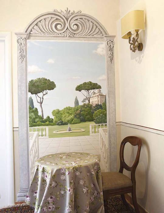 Samantha Ceccobelli Classic hotels