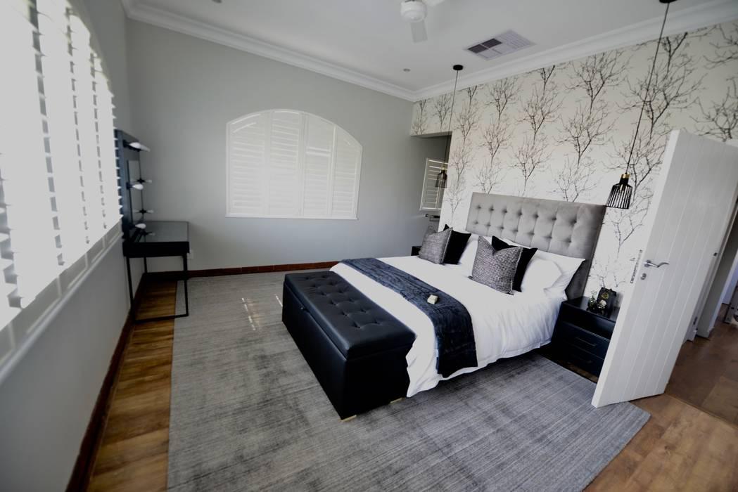 Bedroom Modern style bedroom by CS DESIGN Modern
