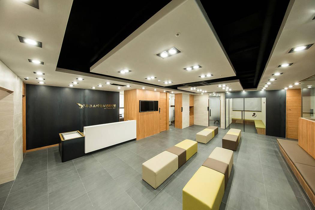 مستشفيات تنفيذ 므나 디자인 스튜디오 , تبسيطي