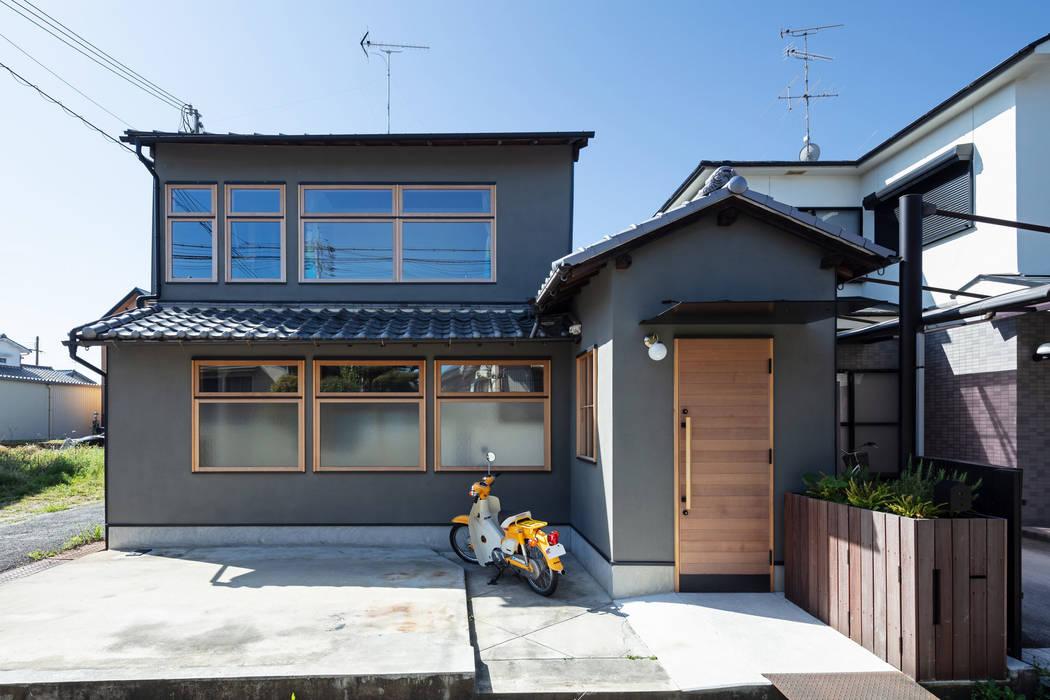 Sukima House od 山本嘉寛建築設計事務所 YYAA Azjatycki