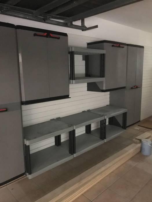 Garage Wall Storage by MyGarage Industrial