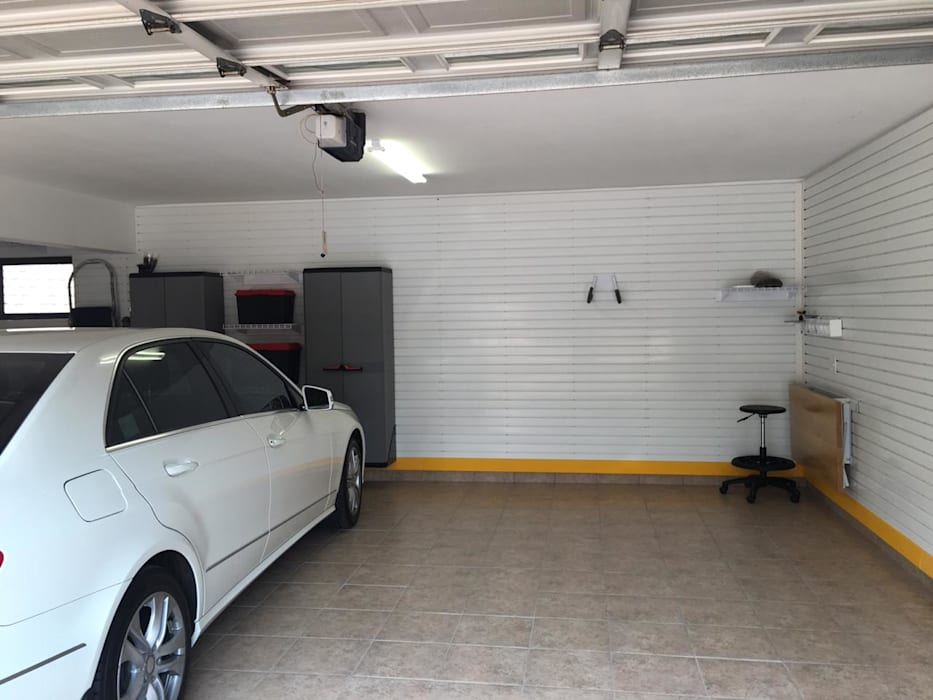 South African Storage Solutions:  Double Garage by MyGarage,