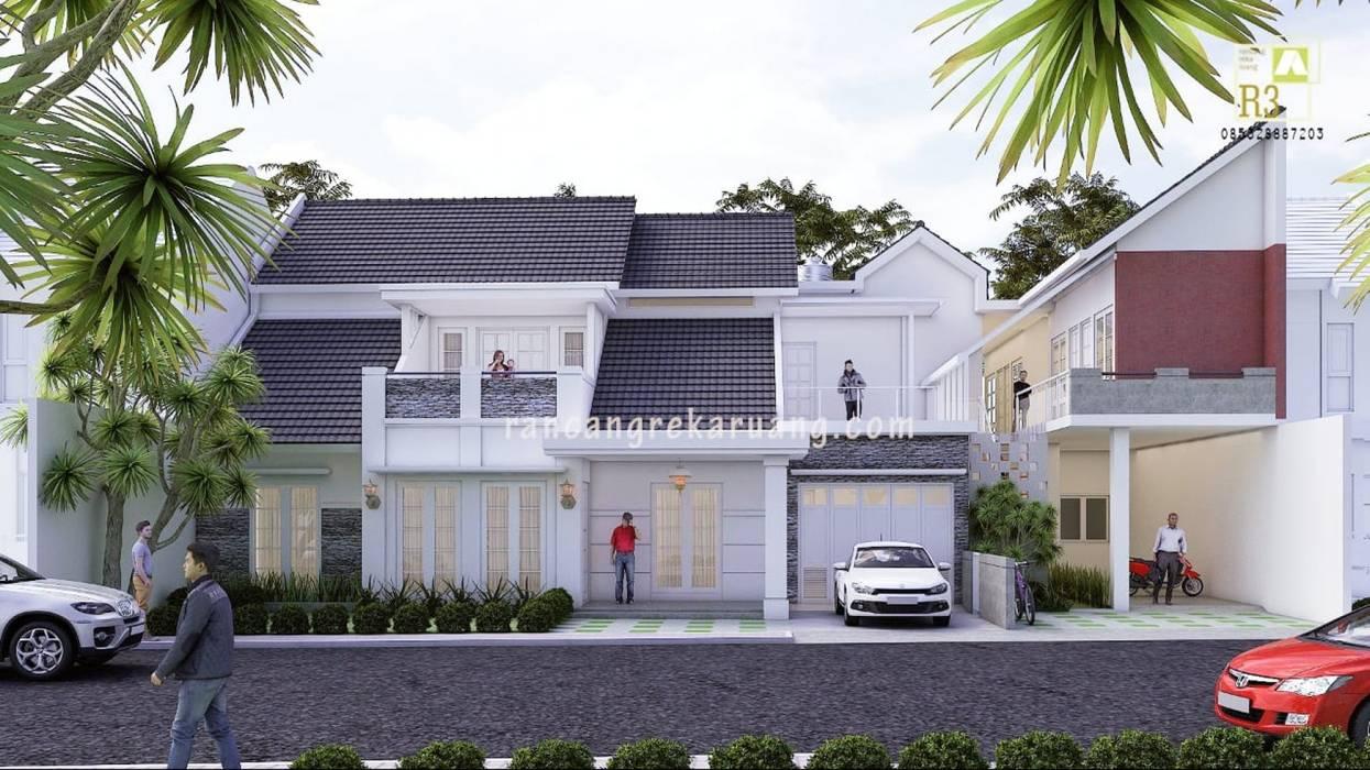 Rancang Reka Ruang Casas familiares