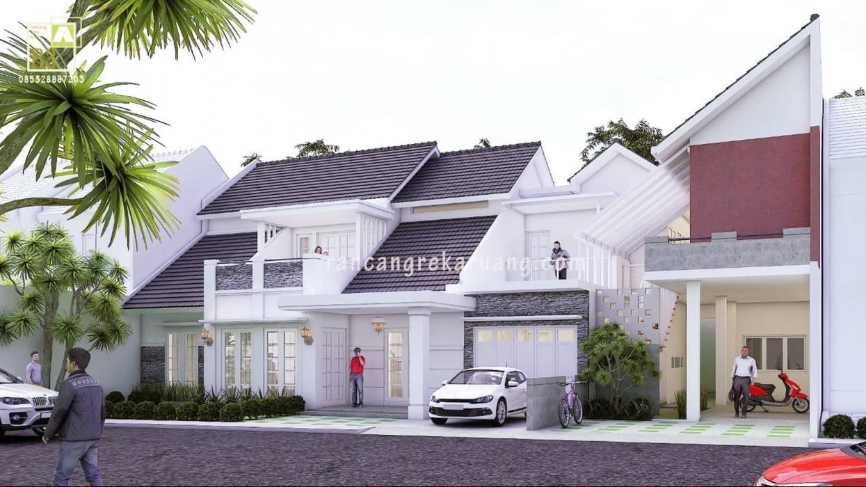 Mr Syarman House Oleh Rancang Reka Ruang Modern