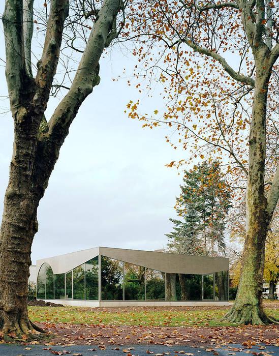 by AMUNT Architekten in Stuttgart und Aachen Modern Wood Wood effect