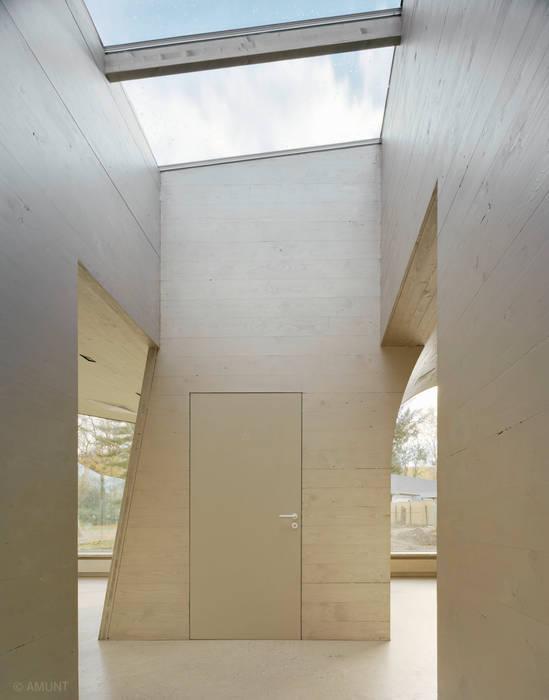 Restoran oleh AMUNT Architekten in Stuttgart und Aachen, Modern