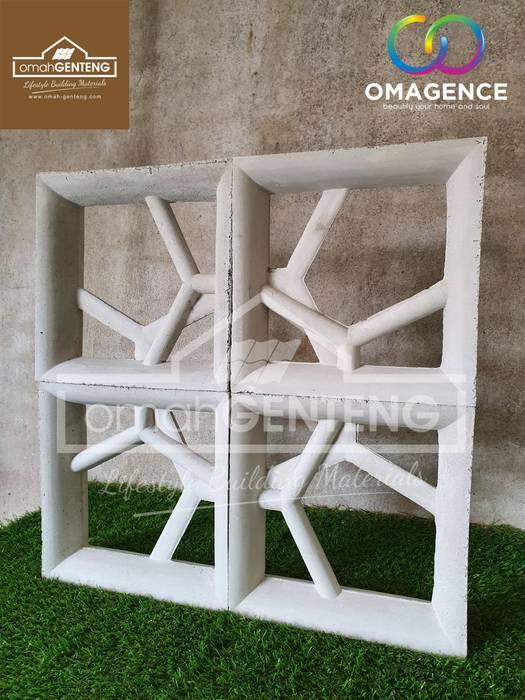 Supplier Roster Jakarta - HP/WA: 08122833040 - Omah Genteng Oleh Omah Genteng Minimalis Beton