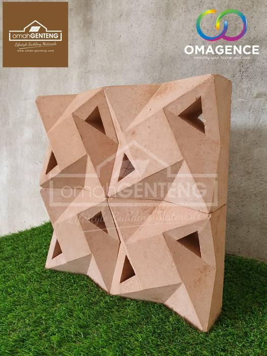 Jual Roster Jakarta Pusat - HP/WA: 08122833040 - Omah Genteng Hotel Minimalis Oleh Omah Genteng Minimalis Batu Bata