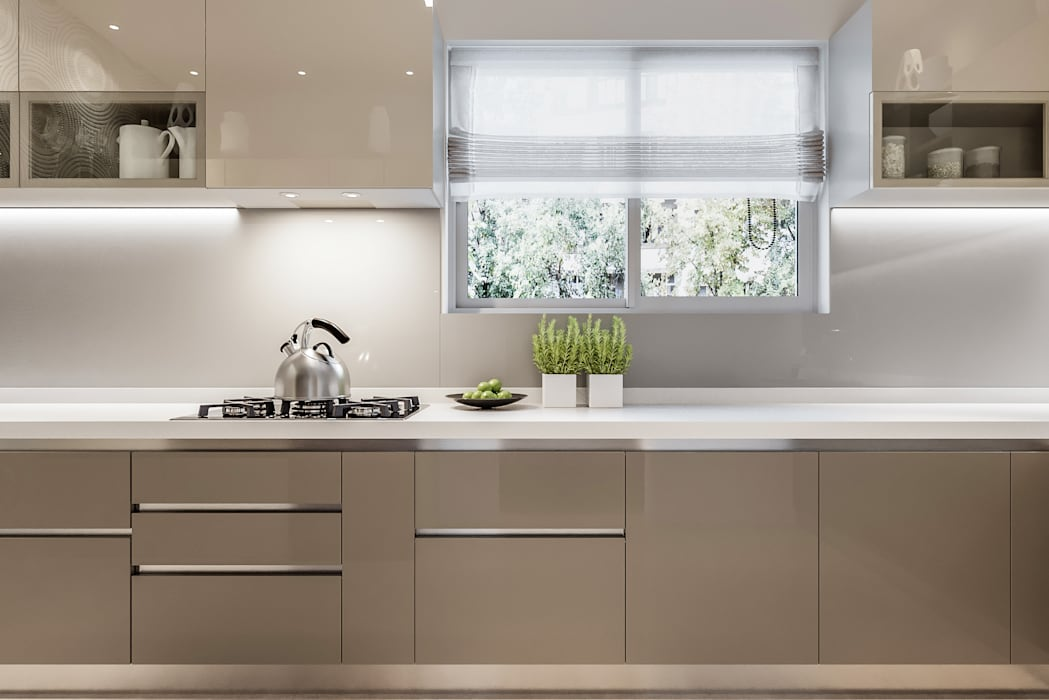 Kitchen Modern kitchen by De Panache Modern