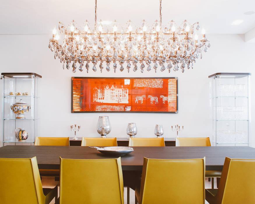 Classic style dining room by CLAUDIA CAROLINA GONZALEZ C Classic