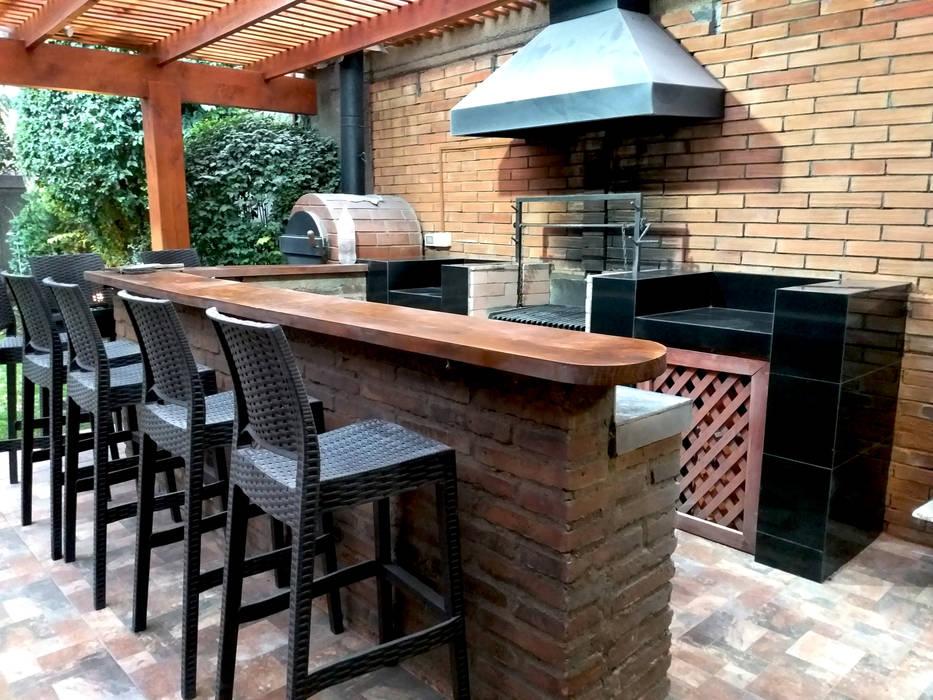 Modern terrace by AOG Modern Ceramic