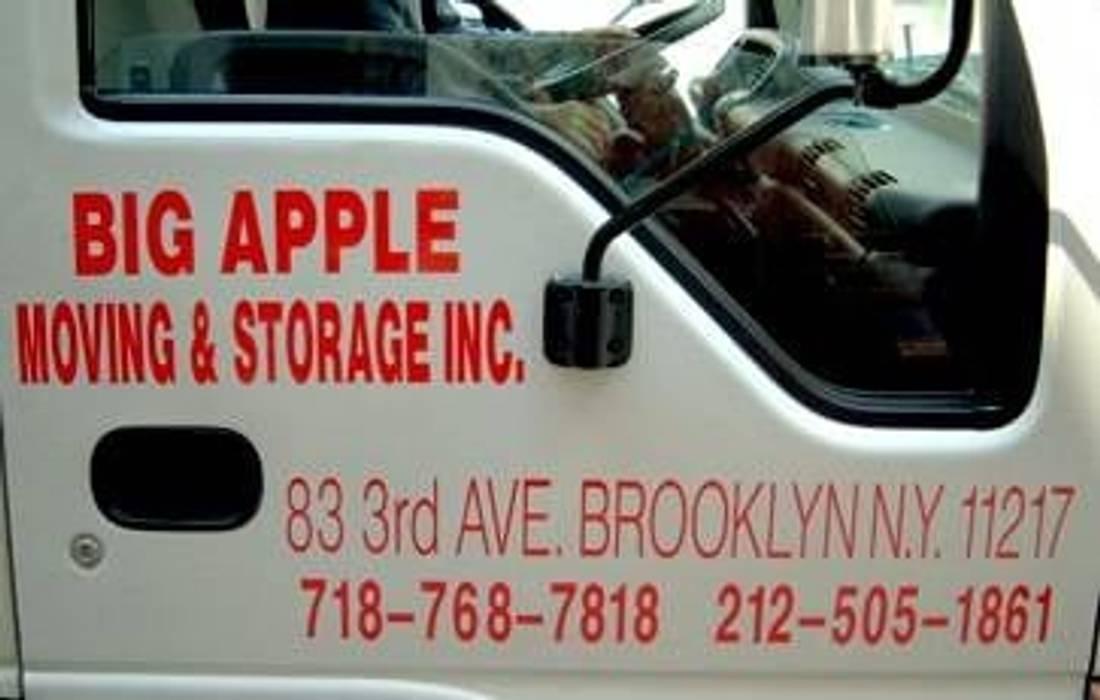 Big Apple Movers NYC Przestrzenie biurowe i magazynowe