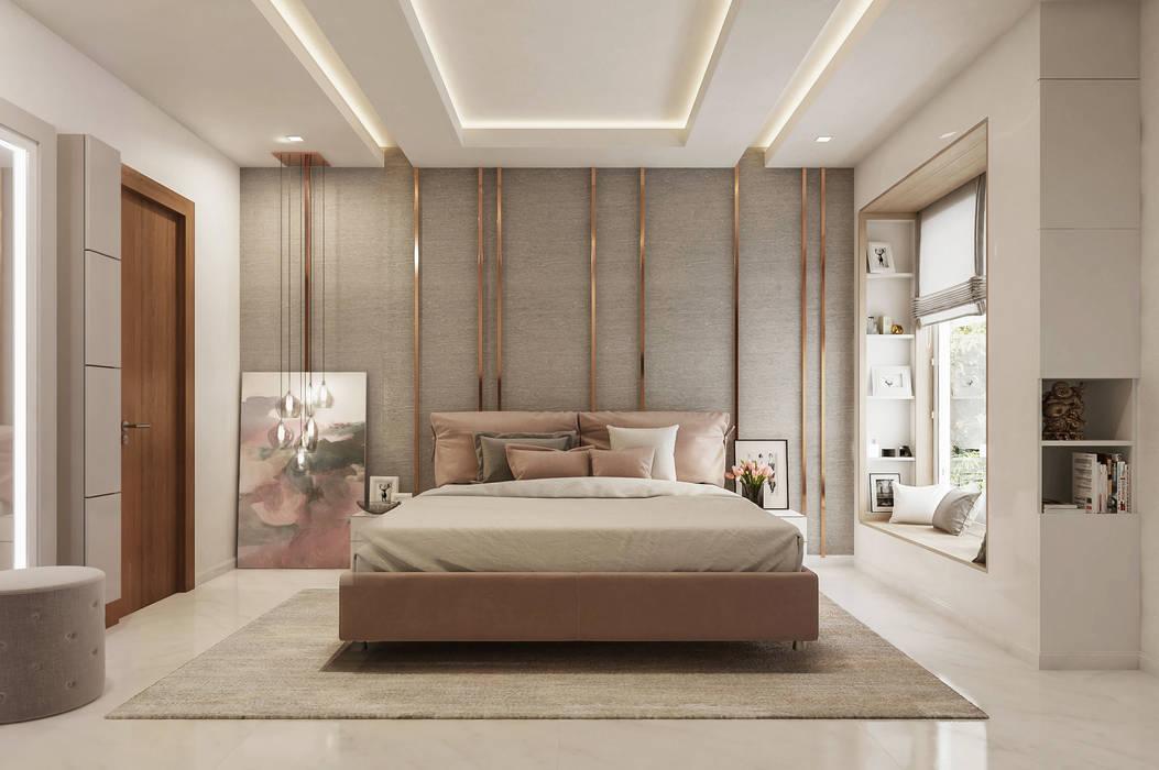 Daughter's Bedroom De Panache Classic style bedroom