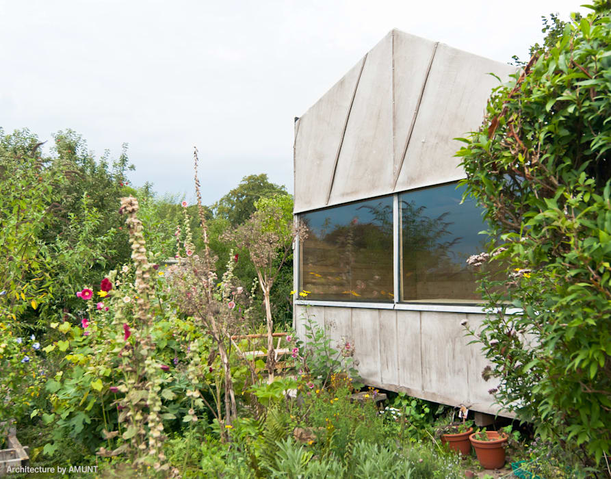 by AMUNT Architekten in Stuttgart und Aachen Industrial