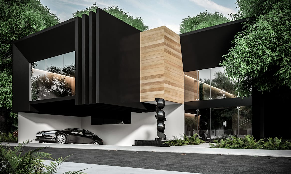 by HC Arquitecto Minimalist