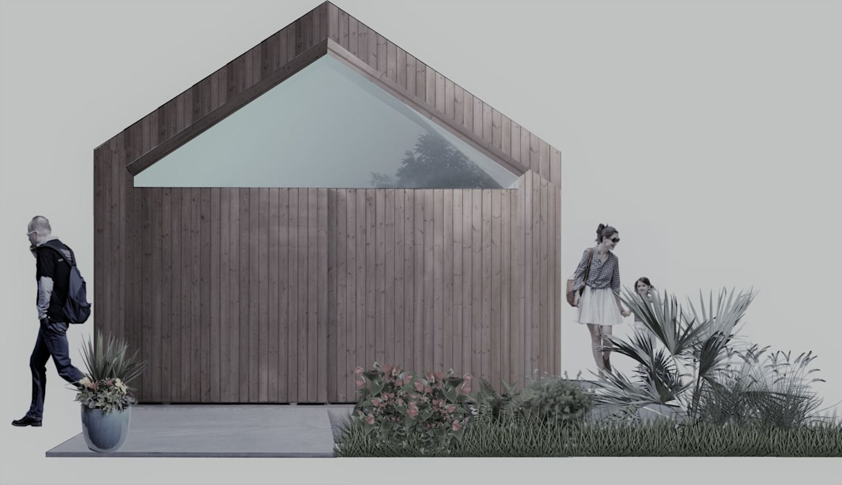 Rumah oleh Nuno Ladeiro, Arquitetura e Design, Modern