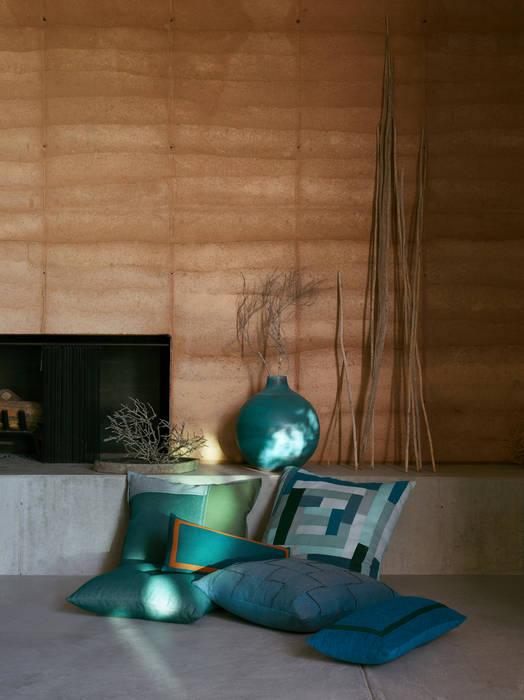Livingroom pillow Sunbrella Living roomSofas & armchairs Textile Turquoise
