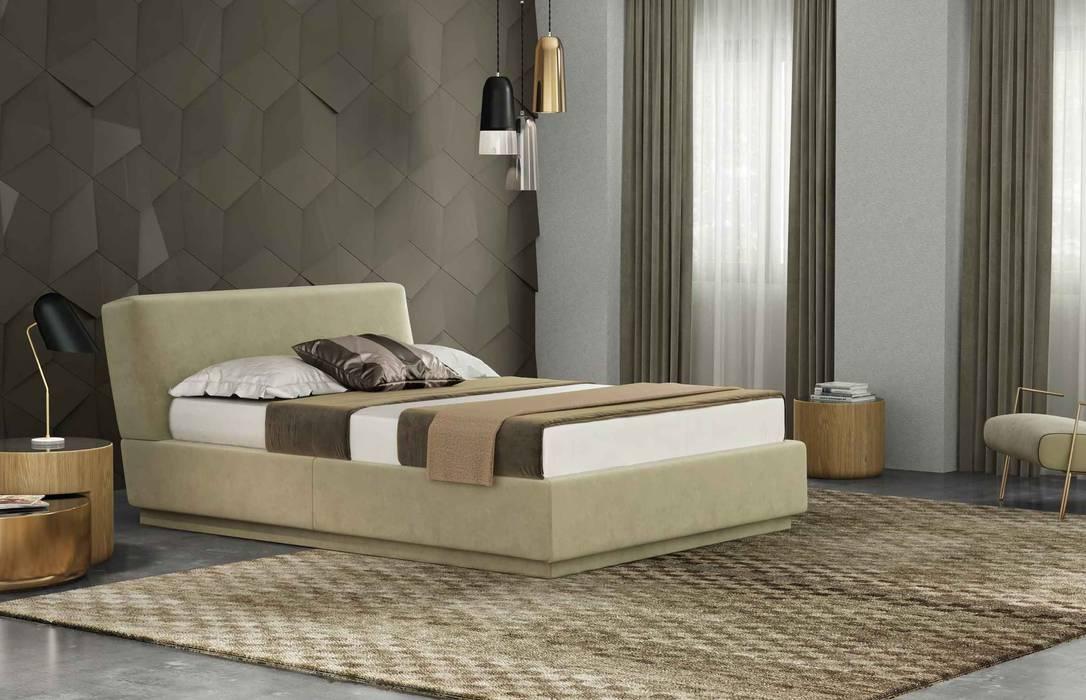 Intense mobiliário e interiores SchlafzimmerBetten und Kopfteile