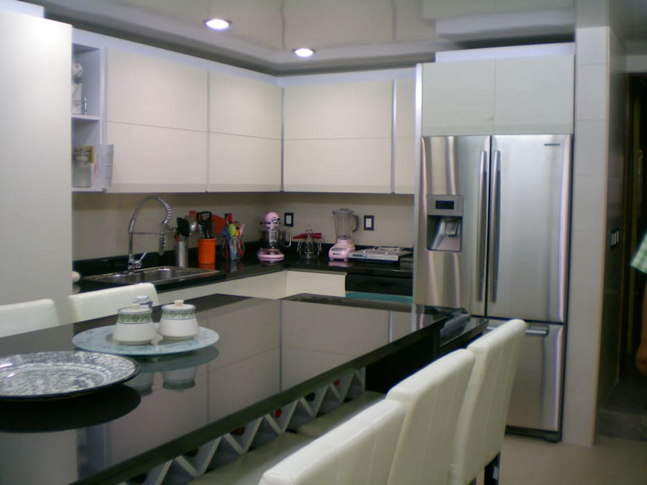 Cocina Dayaha Office&Design SA de CV Cocinas minimalistas