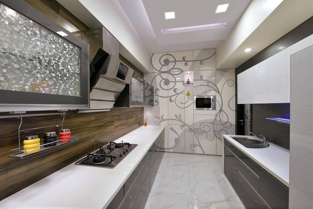 Designer's Fantasy:  Kitchen by Ar. Milind Pai,Modern