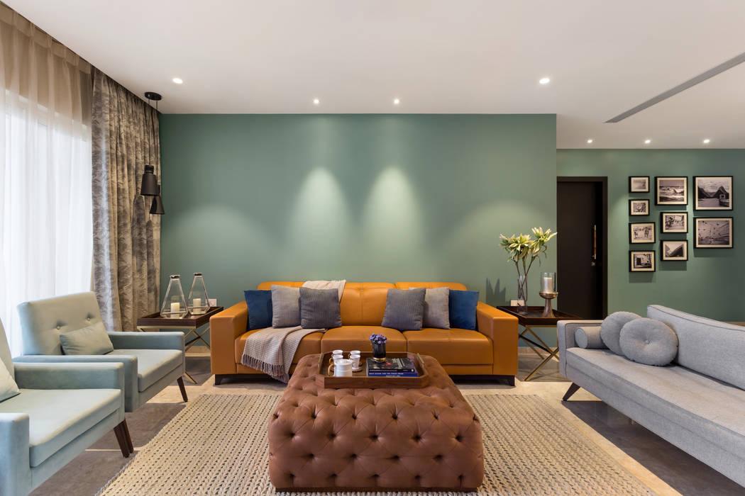 Living room Modern living room by VCJ DESIGNS Modern