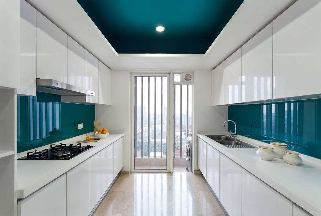 Cocinas de estilo moderno de VCJ DESIGNS Moderno