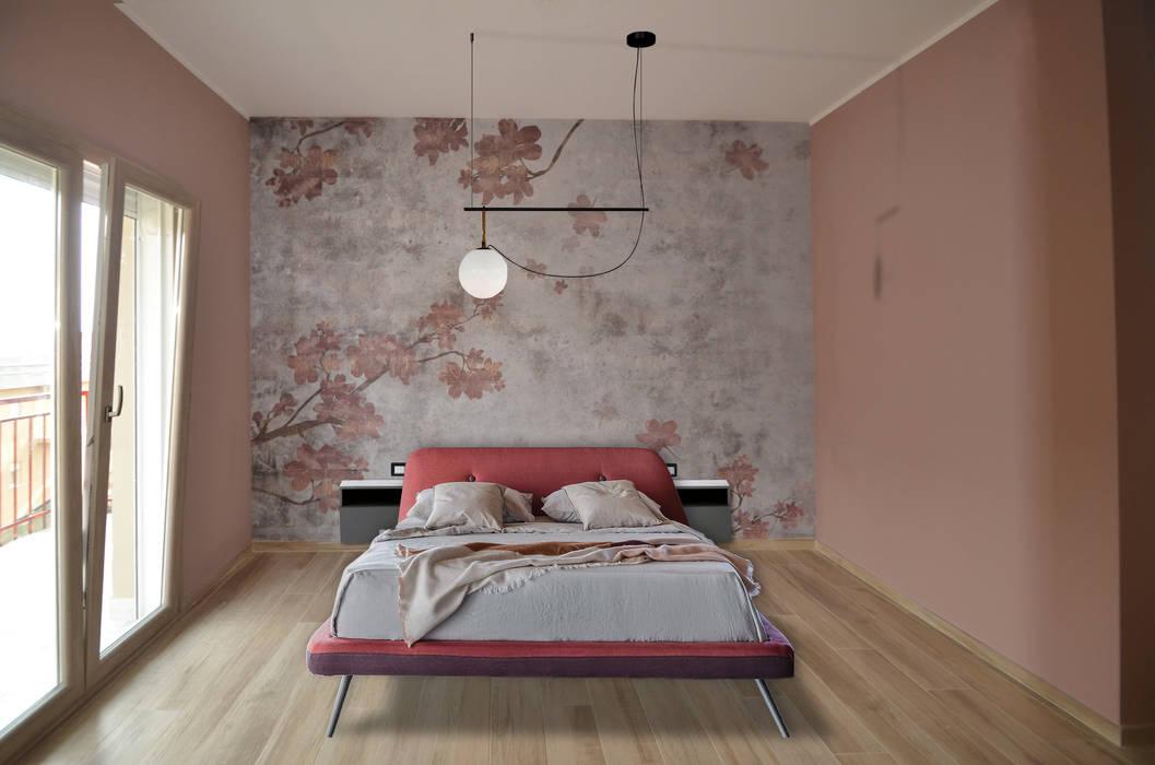 Cuartos de estilo  por Architetto Marina Sinatra, Asiático