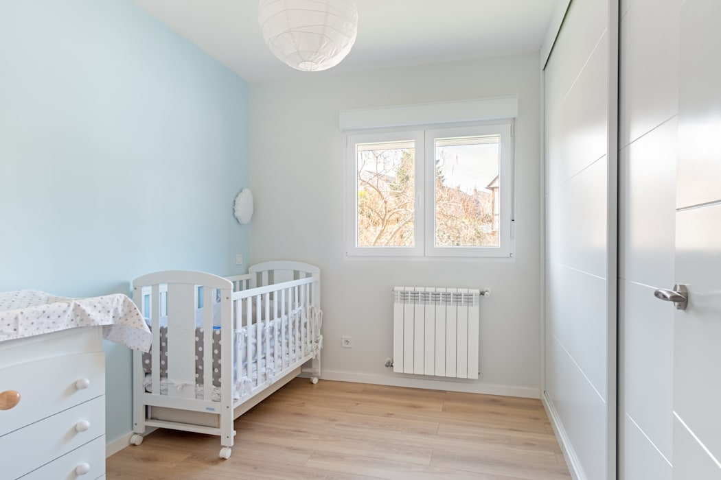 Kamar bayi oleh Arquigestiona Reformas S.L., Minimalis