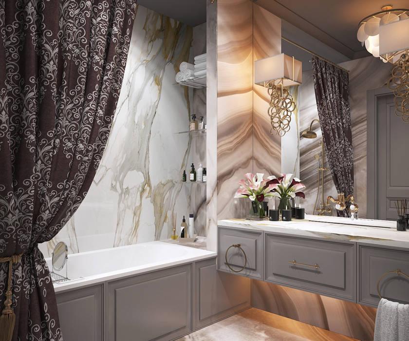 Phòng tắm theo Инна Азорская, Thực dân