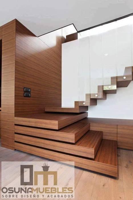 Muebles Sobre Diseño y Acabados Osuna Lantai Kayu Buatan