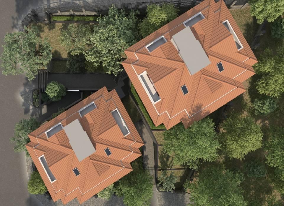 Rock Garden by LS DESIGN ARCHITECTURE, Modern Engineered Wood Transparent